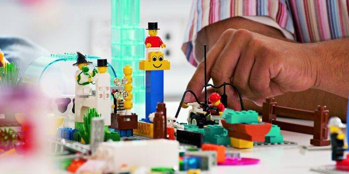 Lego® Serious Play® [@Farm of Inspiration]