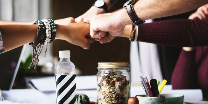 De 5 essenties van een gezond team