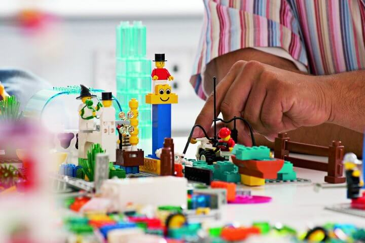 Lego® Serious Play® [@Farm of Inspiration]