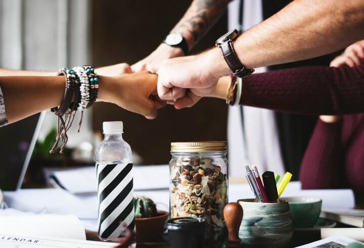 De 5 essenties van een gezond team [@ Farm of Inspiration]